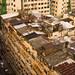 Rooftop village