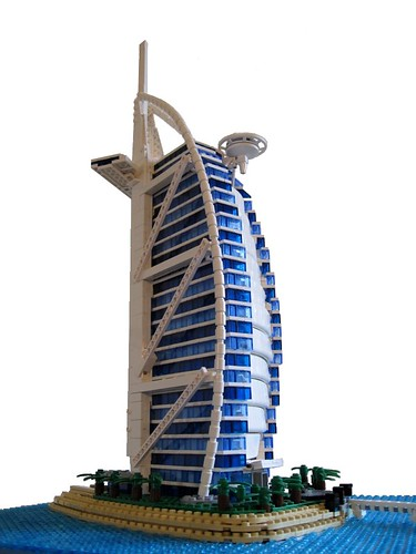 The un sung brick june 2010 Burj al arab architecture