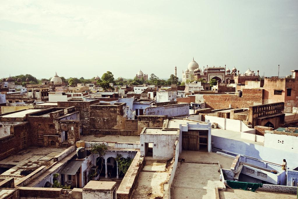 Agra | Taj Mahal