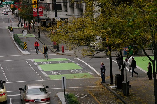 Dunsmuir Separated Bike Lanes 397
