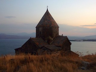 Sevanavank / Սեւանավանք at Lake Sevan, Armenia