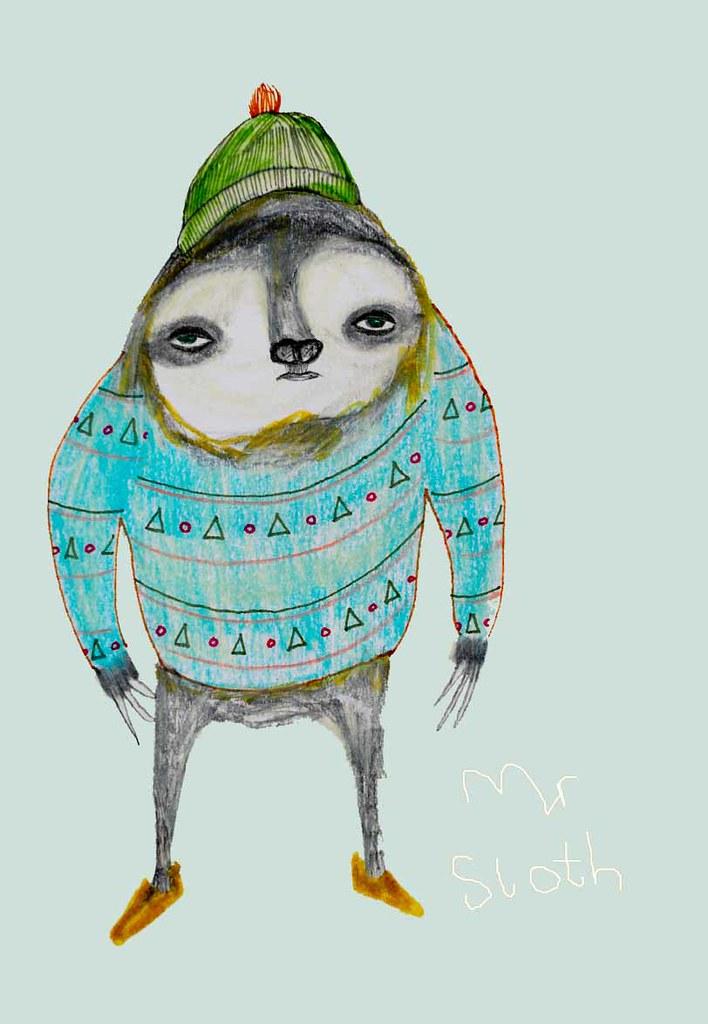 mr sloth