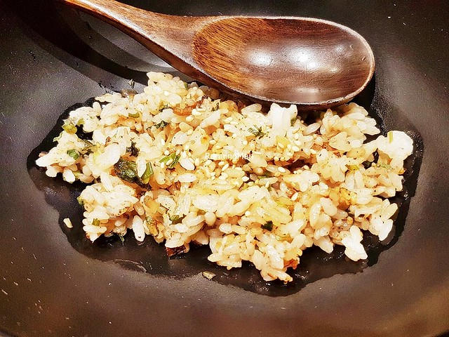 Garlic Shiso Fried Rice