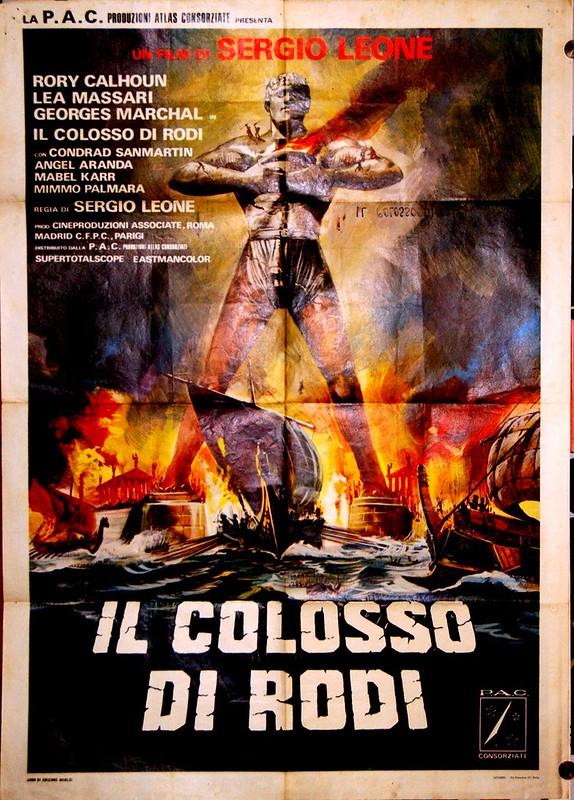 Il Colosso di Rodi - Poster 1