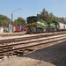 Tacuba / Ferrocarriles Nacionales - FVM Switcher Moving Cars in Yard por ramalama_22
