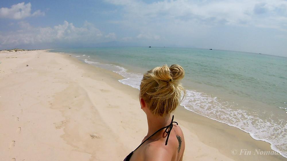 desert beach Vietnam 2