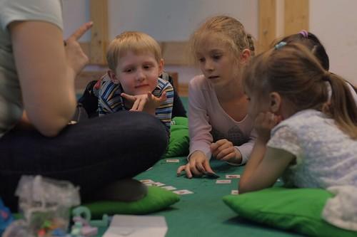 Apprentissage ludique pour les enfants à partir de 4 ans