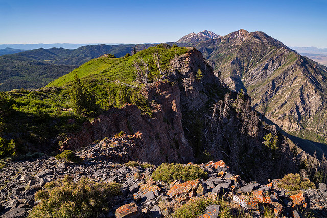 Dry Mountain Overlook