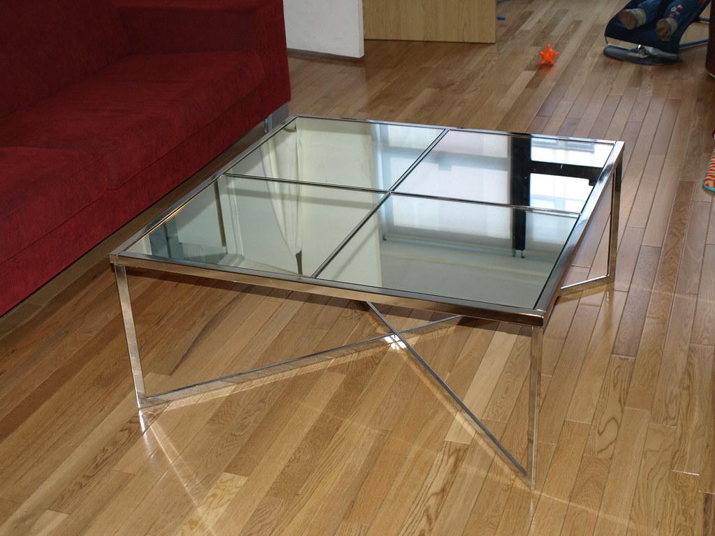 BoConcept Mirror Coffee Table