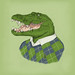 Argyle Crocodile