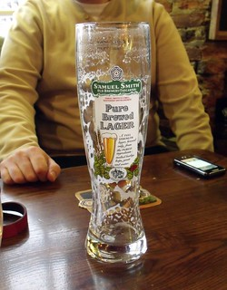 Samuel Smith's, Pure Brewed Lager, England