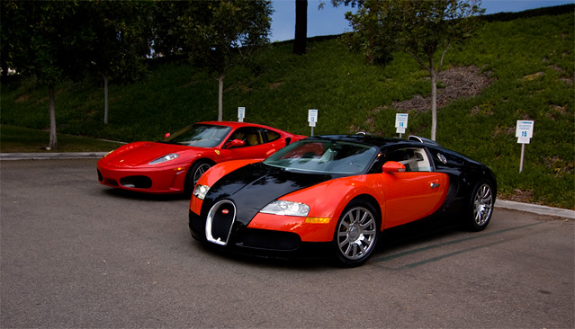 bugatti veyron ferrari f430 flickr photo sharing. Black Bedroom Furniture Sets. Home Design Ideas