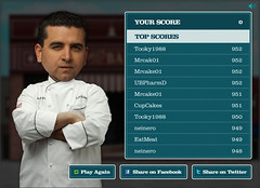 Cake Boss Flash Game (Advertisement)