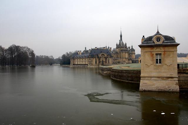Chteau de Montvillargenne: Htel de Luxe toiles Chantilly