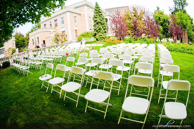 Butler Mansion Buffalo NY Wedding Ceremony