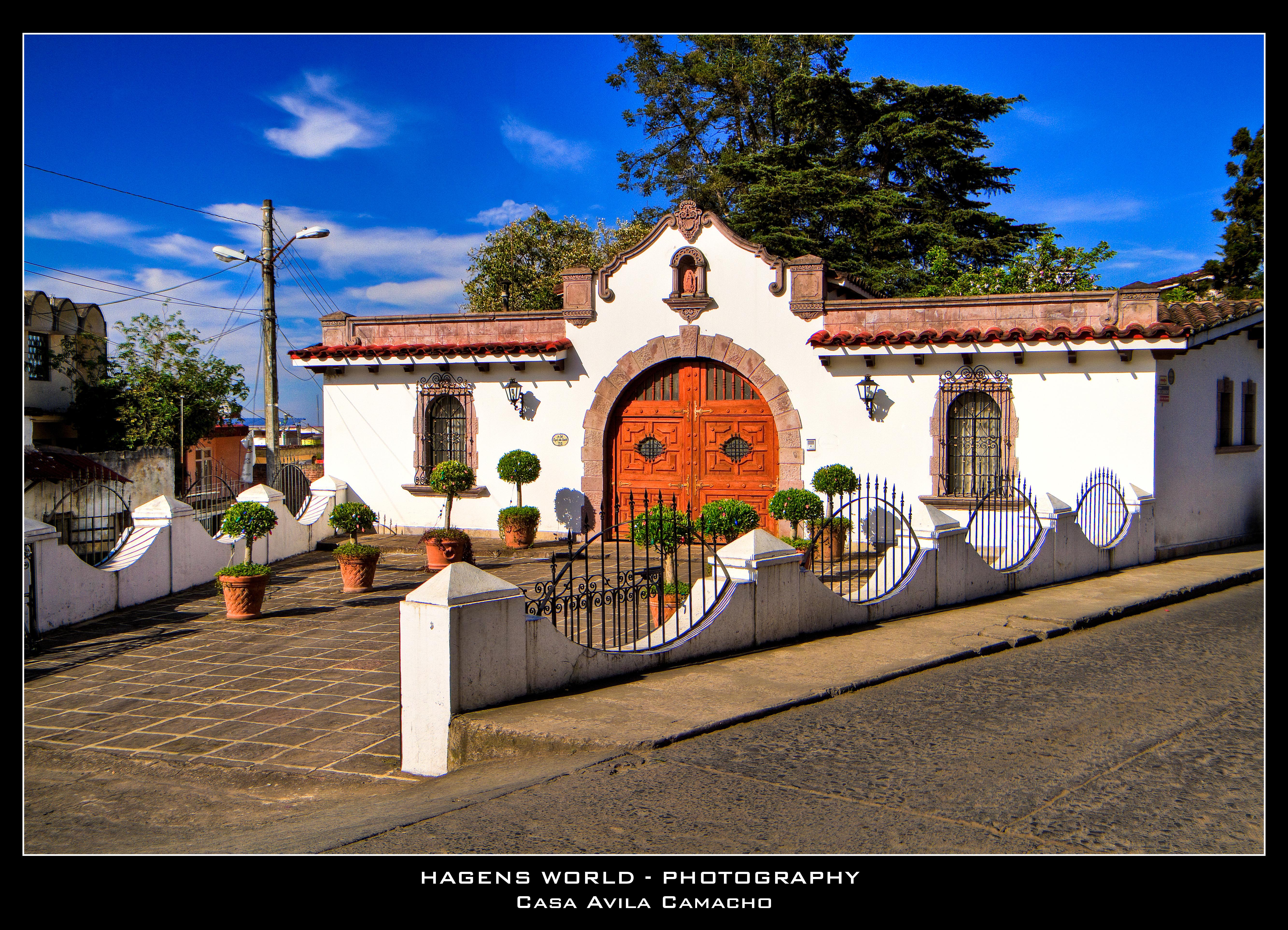 Elevation of m xico puebla mexico topographic map for Casa mansion puebla
