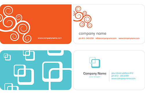 Business Cards by DryIcons