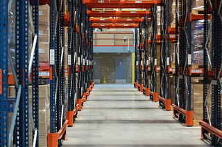 Sealey Warehouse