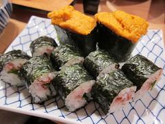 meal, california roll, sushi, gimbap, japanese cuisine, food, dish, cuisine, onigiri,