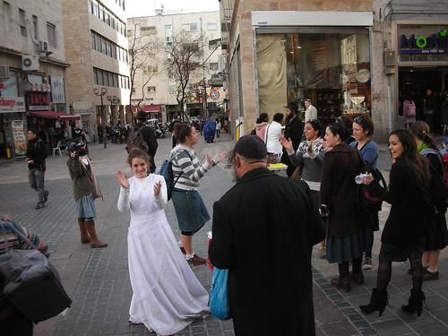 In Jerusalem