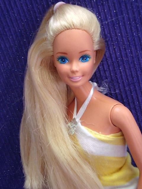 Cute n' Cool Barbie 1991 | Flickr - Photo Sharing! Cutencool