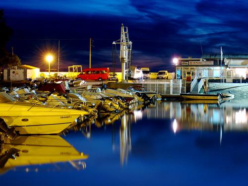 Faro Boat Line 2 | Linha de barcos em Faro