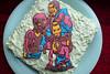Fela Kuti Cake