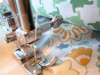 SEW Hip! Rustic Throw