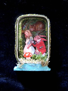 Tiny Alice Shadowbox