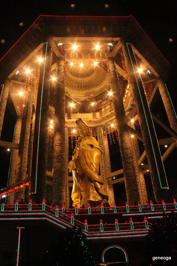 Statue of Kuan Yin, Penang