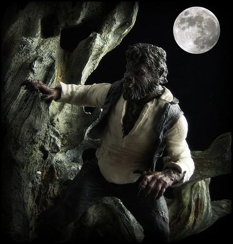 Mezco The Wolfman - Wolfman [7 Inch]