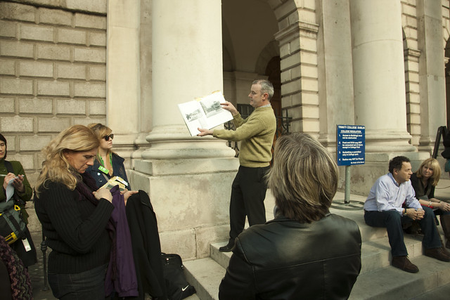 A Walking Tour Of Dublin City Centre - Alan Mee by infomatique, on Flickr