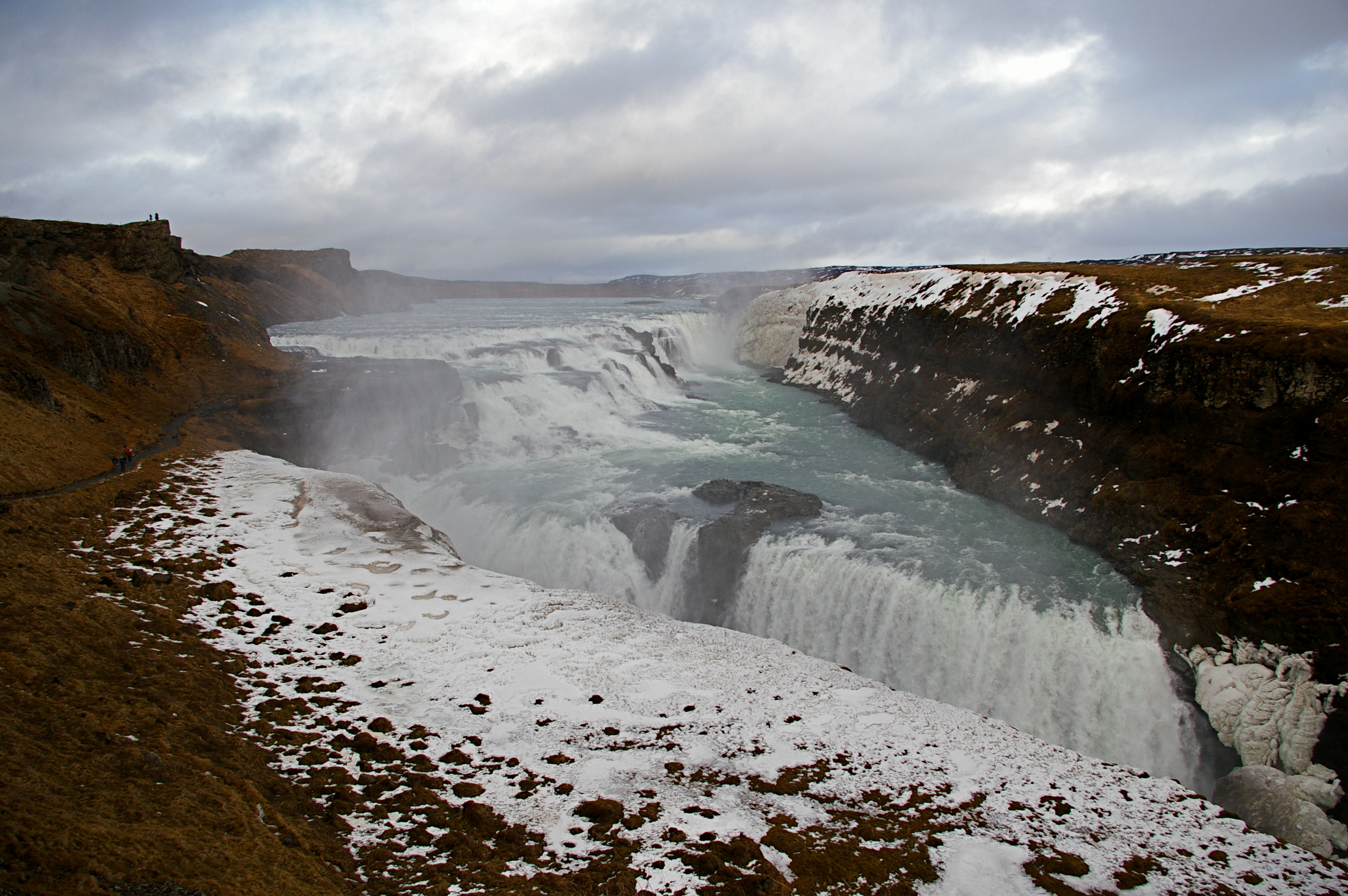 35 Photos Of Gullfoss Golden Falls In Beautiful Iceland