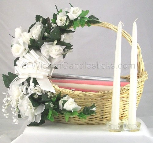 Bridal Poem Candle Gift Basket Flickr - Photo Sharing!