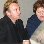"""collectormania 15"", Phillip GLenister, ashes to ashes, demons, life on mars"
