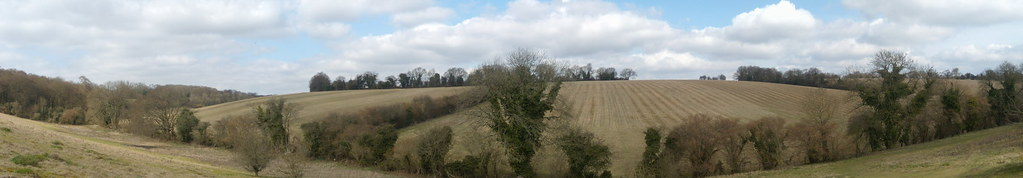 Along the valley Henley to Pangbourne