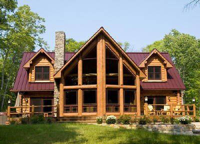 Log Homes Floor Plans Flickr Photo Sharing