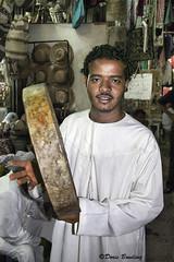 Aswan, Egypt Spice Market  2004