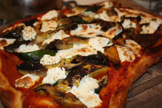 Grilled Vegetable Pizza | Flickr - Photo Sharing!