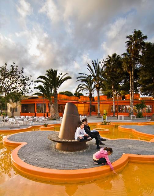Remodelación del Parque Condesa Villar de Felices
