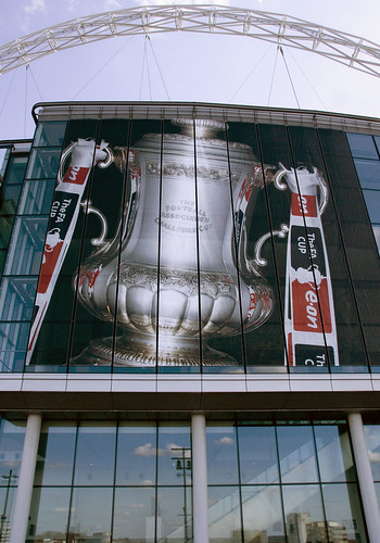 Stadium FA Cup 2010
