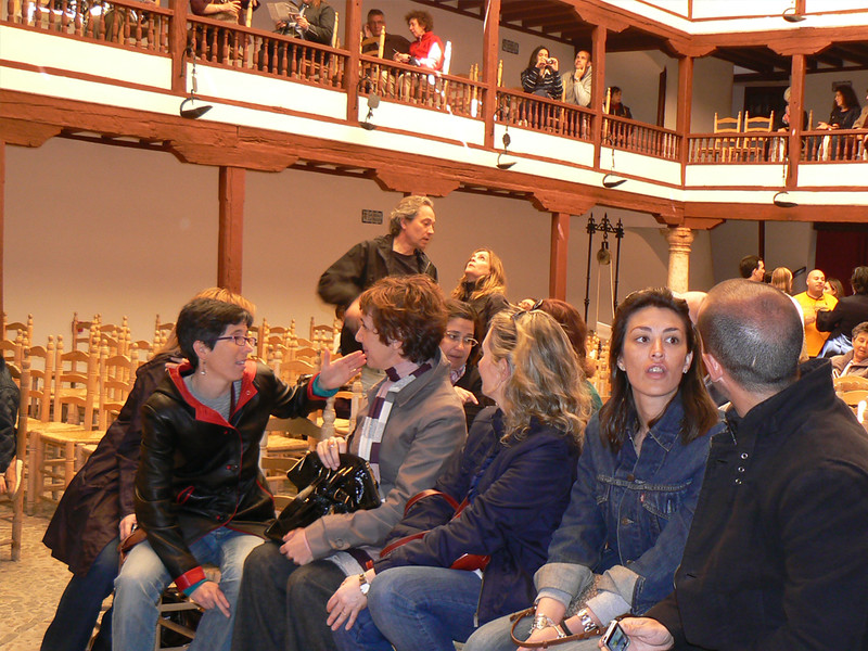 Encuentro de fundaciones organizado por Horizonte XXII en Almagro