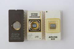 EPROMs USA,USSR, Japan