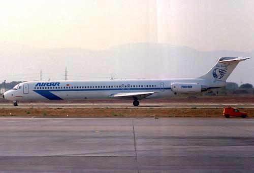 Airsur MD-83 EC-ECO PMI 24/07/1988