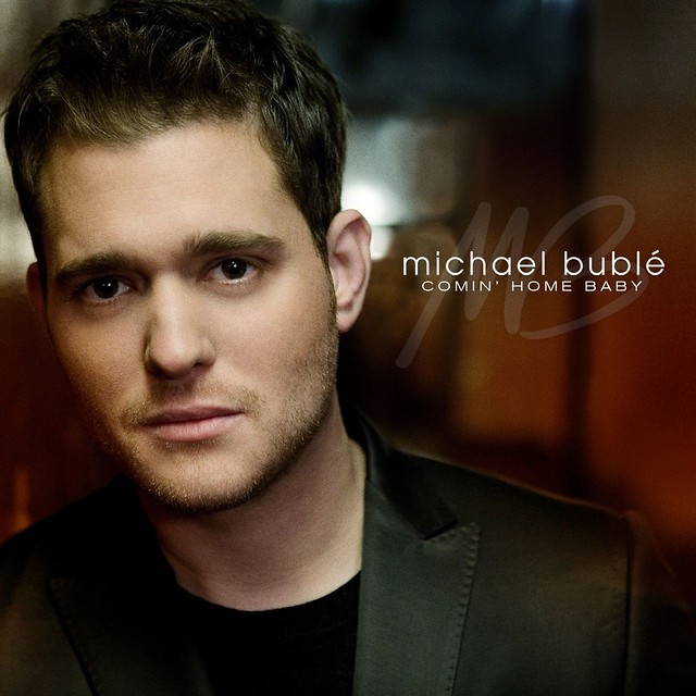 Michael Bublé Michael Bublé: Michael_buble_comin_home_baby_2007_retail_cd-front