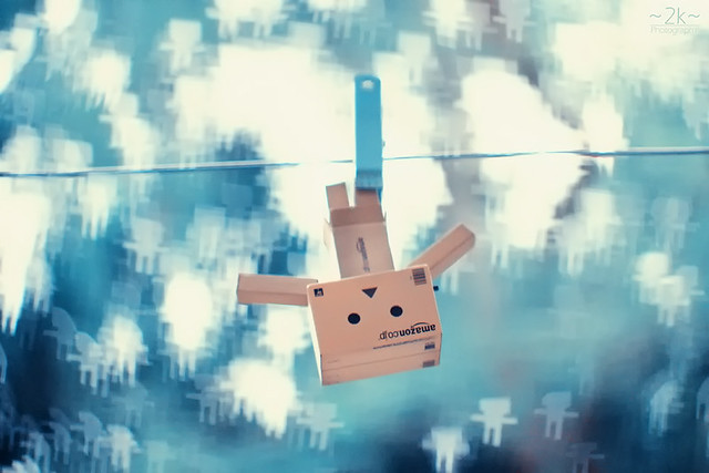 Explored! - You never know when a Danbo would enter your life.. :D