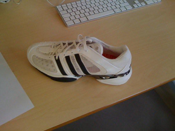 Adidas Adistar Fencing Shoes
