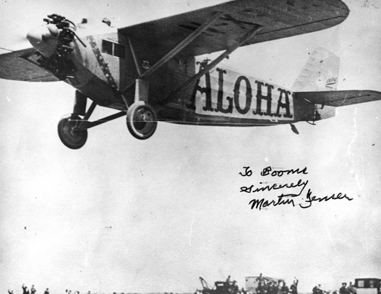 Breese : Aloha : (Martin Jensen)