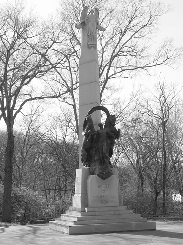 The Battle of Nashville Monument