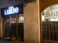 Fachada de la Taberna Laredo